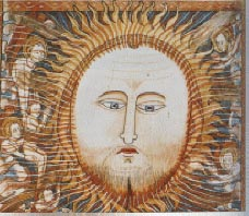 Christ as the Central Sun