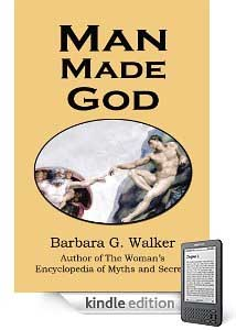 Man Made God on Kindle