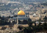 jerusalem temple mount dome on the rock