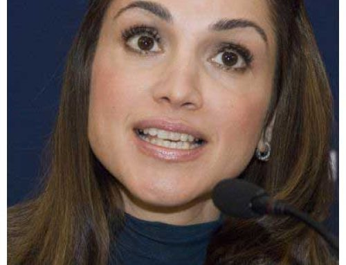 Queen Rania: Web could revolutionize social justice