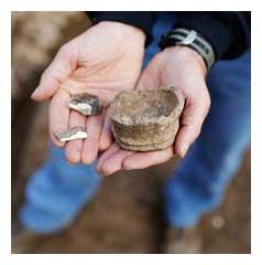 ramat aviv artifacts stone