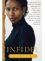 Ayaan Hirsi Ali infidel