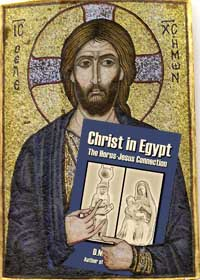 Jesus holding Christ in Egypt: The Horus-Jesus Connection
