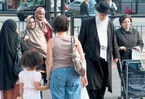 Jews and Muslims in the UK