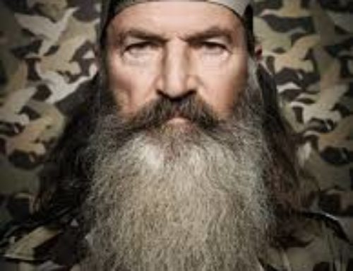 Duck Dynasty's Phil Robertson gets schooled!
