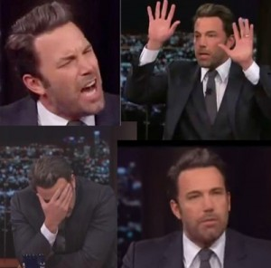 Affleck the dhimwit