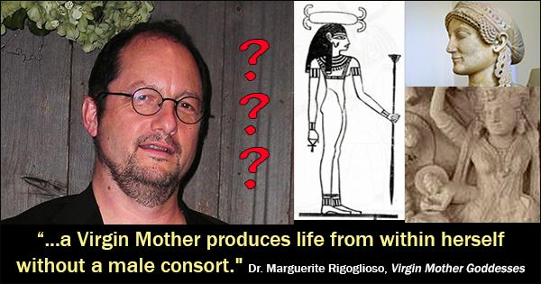 Bart Ehrman, clueless about virgin births
