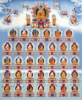The 35 Confession Buddhas