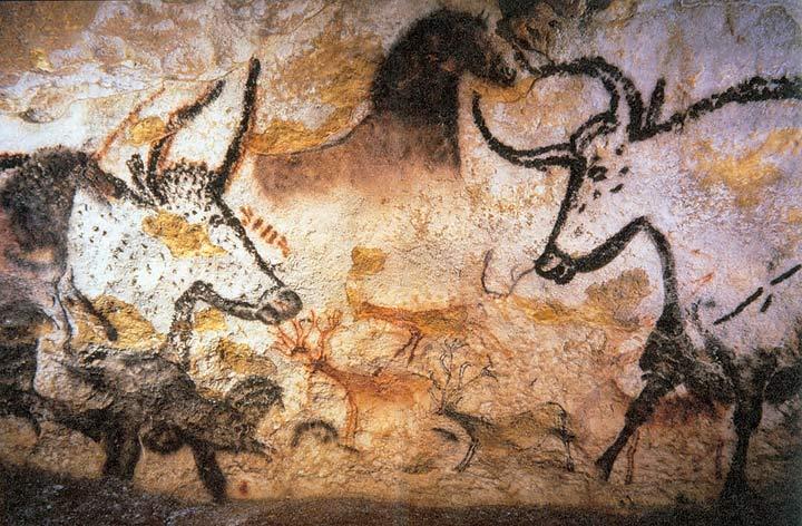 Lascaux cave image (Photo: Prof saxx)