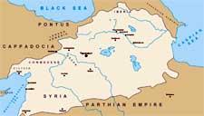 The Armenian Empire under Tigranes the Great, fl. 95 to 66 BCE; Aivazovsky