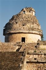 Chichen Itza observatory