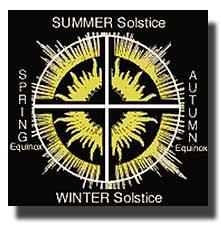 Equinox Solstice cross image