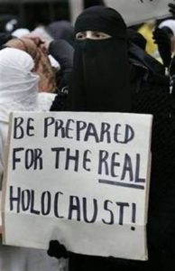 Europe be prepared for the real holocaust image