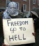 Freedom go to hell image