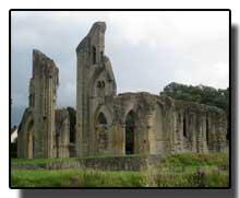 Glastonbury Abbey image