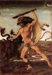 Hercules Herakles Hydra