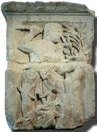 Hesus Esus Druid god image