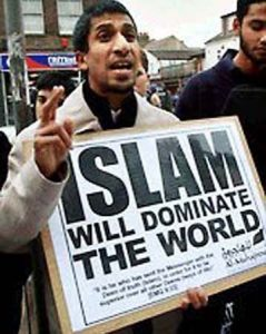 Islam will dominate the world image