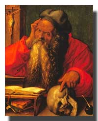 Saint Jerome image