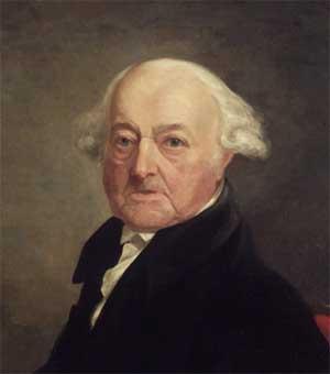 John Adams; Samuel Finley Breese Morse, 1816