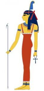 Maat, Egyptian Goddess of Justice