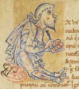 Ambrosius Theodosius Macrobius (fl. 400 AD/CE)