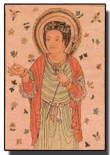 Nestorian Mongolian Bishop image
