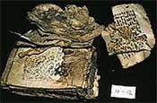 Koran hoard from Sana'a, Yemen; 7th-8th centuries