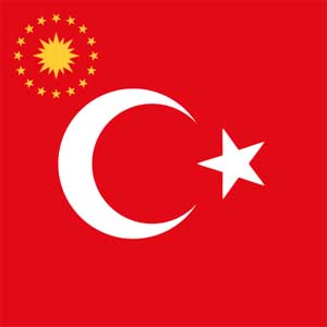 Presidential flag of Turkey