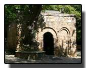 Virgin Mary's house at Ephesus, Turkey